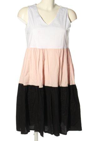 M-DAY Blusenkleid mehrfarbig Casual-Look