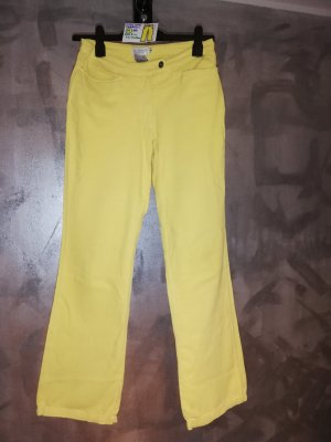 M Hose lang gelb Hennes collection