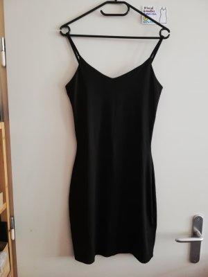 M Kleid ärmellos schwarz