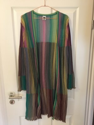 Missoni Knitted Coat multicolored viscose