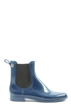 M Missoni Gumowe buty niebieski W stylu casual