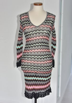 Missoni Pencil Dress multicolored mixture fibre