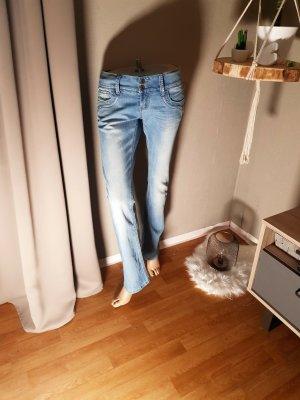 M.O.D. Jeans hellblau 27 / 32 hüft gerade sehr gut erhalten