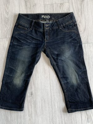 M.O.D. 7/8 Length Jeans dark blue