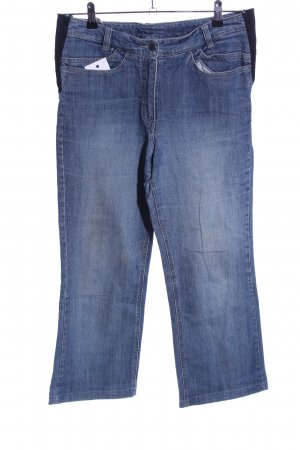 M&S 3/4 Jeans blau Casual-Look