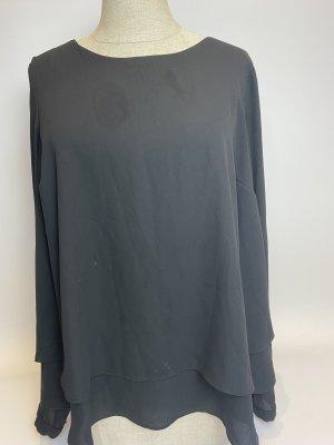 M&S Bluse schwarz Gr. 38