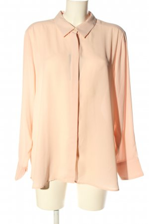 M&S Collection Langarm-Bluse pink Casual-Look