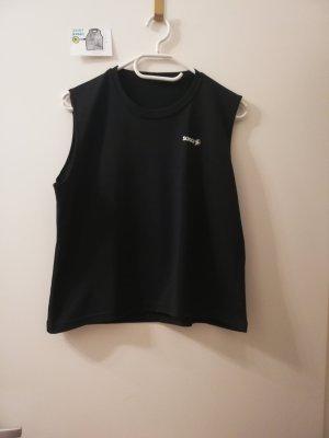 SUGOi Print Shirt white-black