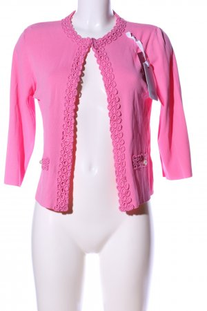 M & V Cardigan pink Casual-Look
