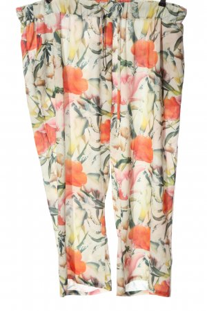 M.X.O Baggy Pants allover print casual look