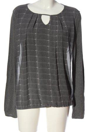 M.X.O Langarm-Bluse