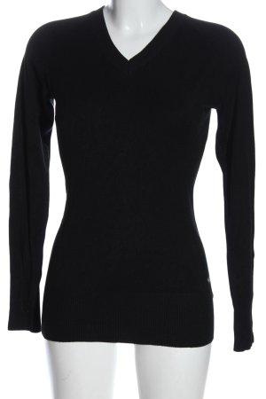 Maariyah V-Ausschnitt-Pullover