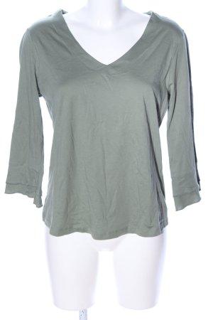 Maas T-Shirt khaki Casual-Look