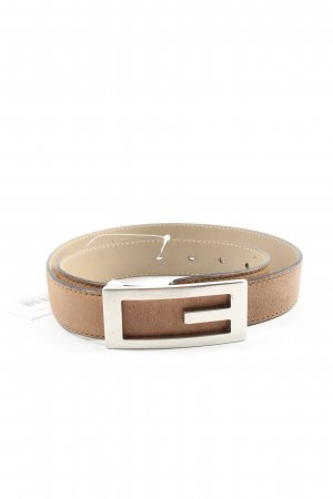 Mabel The Belt Leather Belt brown casual look