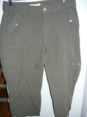 Mac 3/4 Length Trousers khaki
