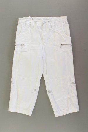 Mac Haft richelieu w kolorze białej wełny Bawełna