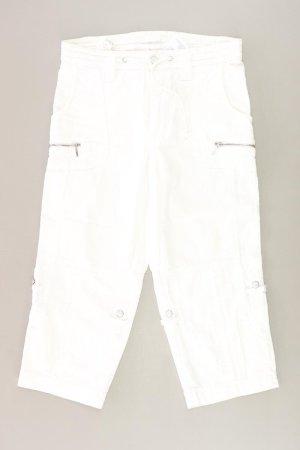 Mac Richelieus Shoes natural white cotton