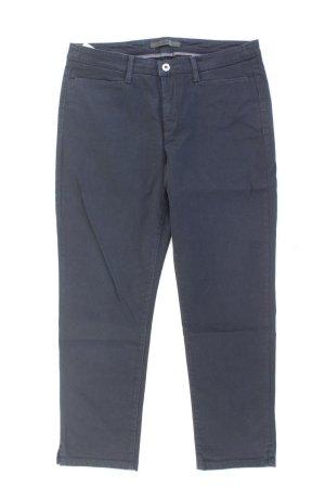 MAC 7/8 Hose Größe 40 blau aus Baumwolle