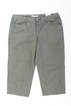 Mac Spodnie 7/8 oliwkowy Bawełna
