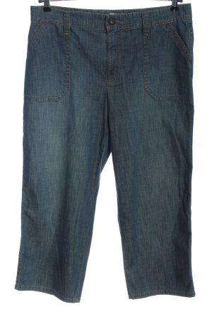 Mac 7/8 Jeans blau Casual-Look