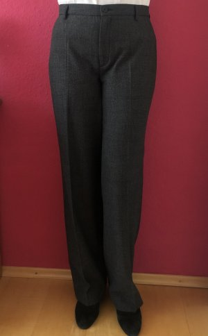 Mac Marlene Trousers anthracite polyester
