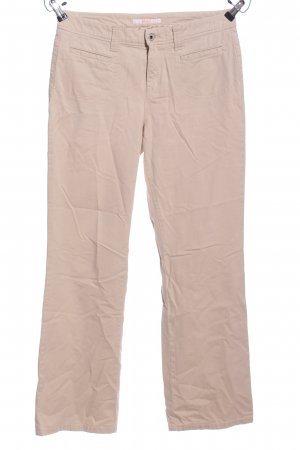 Mac Baggy Pants wollweiß Casual-Look