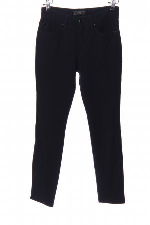 Mac Baggy Pants blau Casual-Look