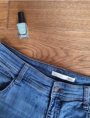 Mac Straight Leg Jeans multicolored
