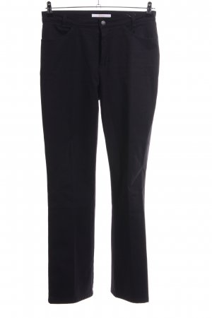 Mac Boot Cut Jeans schwarz Business-Look