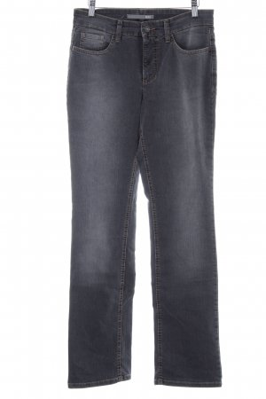 "Mac Boot Cut Jeans ""Melanie"" grau"