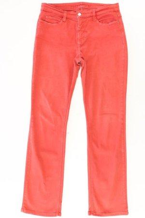 MAC Boyfriend Jeans rot Größe 40