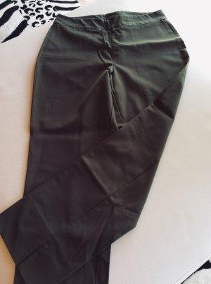 MAC Stretch Pantalon kaki vert olive-kaki polyester