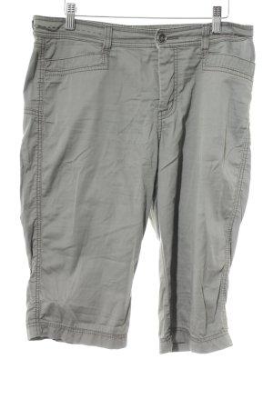 Mac Pantalone Capri grigio-verde