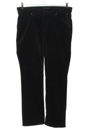 """Mac Corduroy Trousers """"W-kehlnn"""" black"""