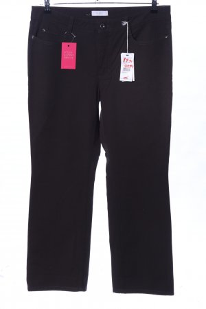 Mac Five-Pocket-Hose schwarz Casual-Look