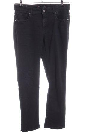Mac Five-Pocket Trousers black casual look