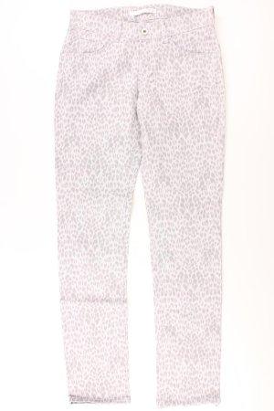 MAC Five-Pocket-Hose Größe 36 grau aus Baumwolle