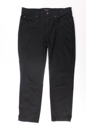 MAC Five-Pocket-Hose Größe 38 schwarz aus Baumwolle