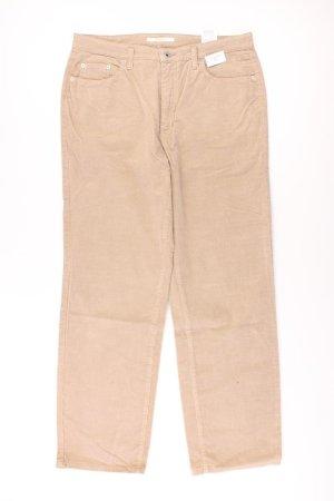 MAC Five-Pocket-Hose Größe 46 braun aus Baumwolle