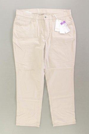 MAC Five-Pocket-Hose Größe Kurzgröße 44 neu mit Etikett creme aus Baumwolle
