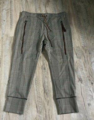 Mac Spodnie ze stretchu Wielokolorowy