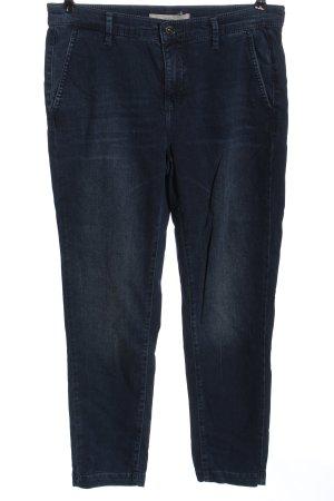 Mac High Waist Jeans blue casual look