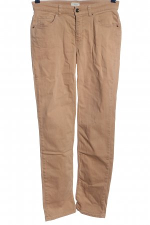 Mac High Waist Jeans nude Casual-Look