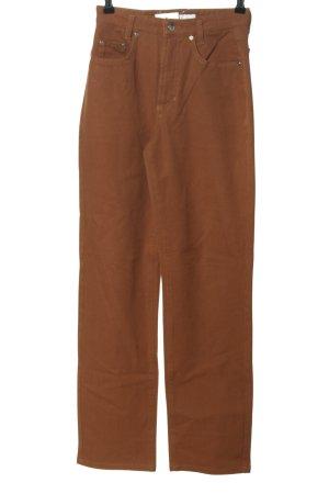 "Mac High Waist Jeans ""W-wpapsm"" brown"