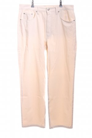 Mac Hoge taille jeans nude casual uitstraling