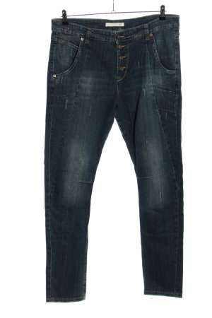 Mac High Waist Jeans blau Casual-Look