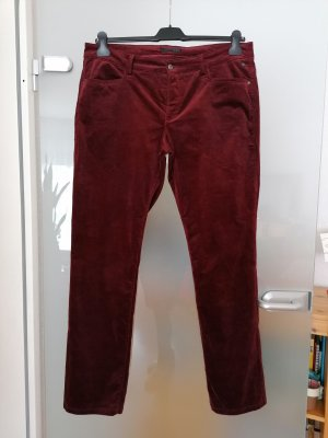 Mac Corduroy broek roodbruin-roodbruin
