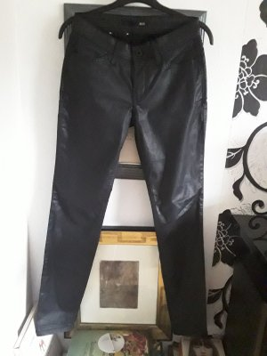 Mac Strapped Trousers black