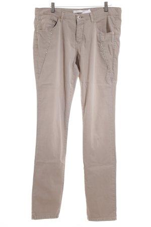 Mac Trousers beige casual look