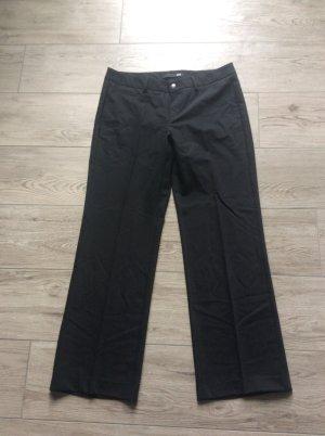 Mac Pantalon à pinces noir